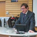 Pro-Vice Chancellor and Dean of the Faculty of Law, Professor Tony Smith (Victoria University Image Services)